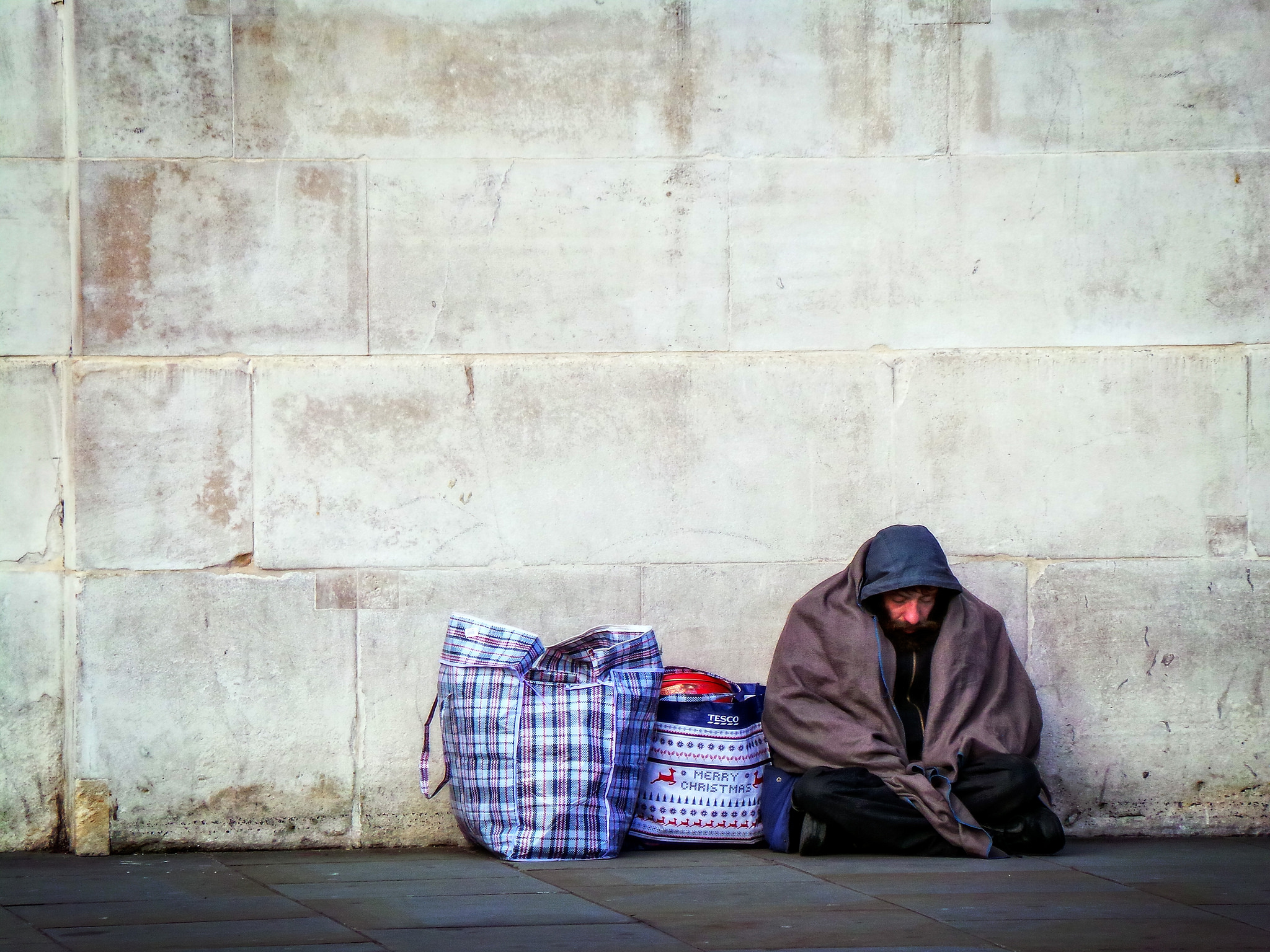Christmas Helping Homeless.Homelessness In Manchester Extend A Helping Hand This